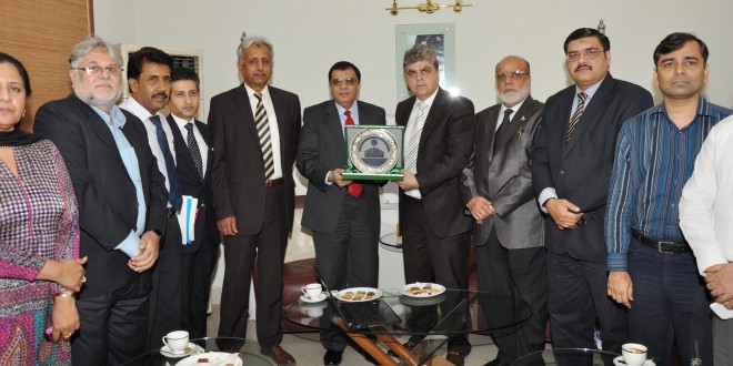 Pakistan produces world's finest textile products: KCCI president