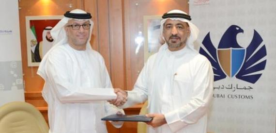 Dubai Customs, Telecommunications Regulatory Authority sign MoU