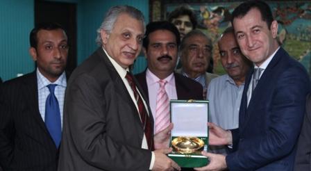 Tajikistan keen to further improve ties with Pakistan: Ambassador