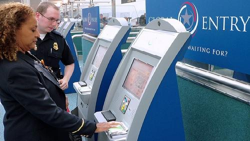 JFK Airport customs kiosks pay off in shorter wait times