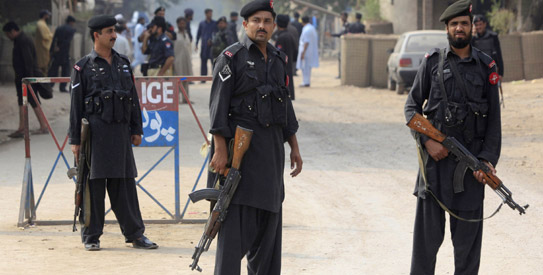 Four vehicle smugglers arrested