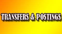 Multan Customs transfers 56 inspectors to different locations