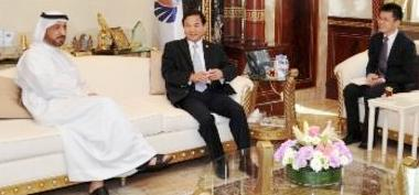 Dubai Customs DG discusses promotion of trade with Chinese Consul