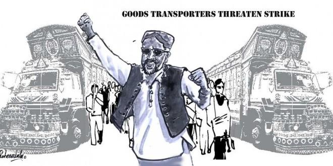Goods transporters threaten strike over non-redressal of grievances