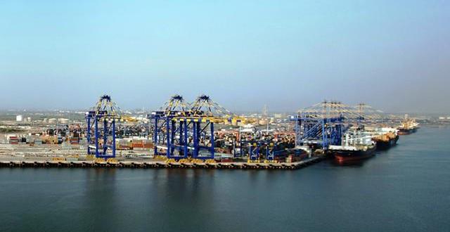 Lax security at Port Qasim