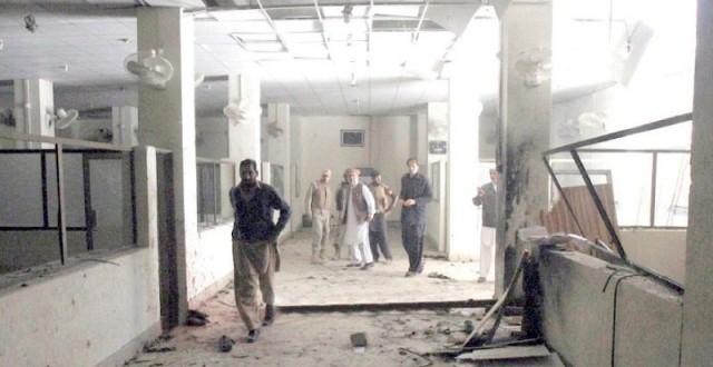 Victim of Torkham Customs House blast dies