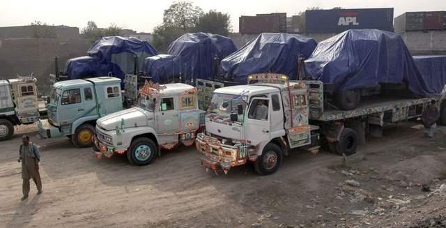 MCC Preventive foils pilfering bid of Nato containers at Port Qasim