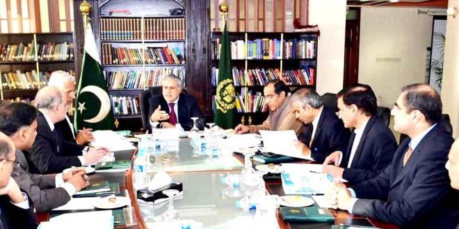 Bajwa briefs Dar over SROs withdrawal plan