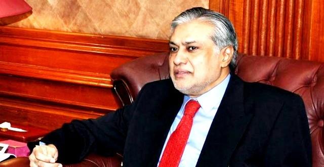IMF satisfied with Pakistan's performance: Ishaq Dar