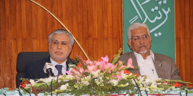 Appreciation of rupee earns govt Rs800bn: Ishaq Dar
