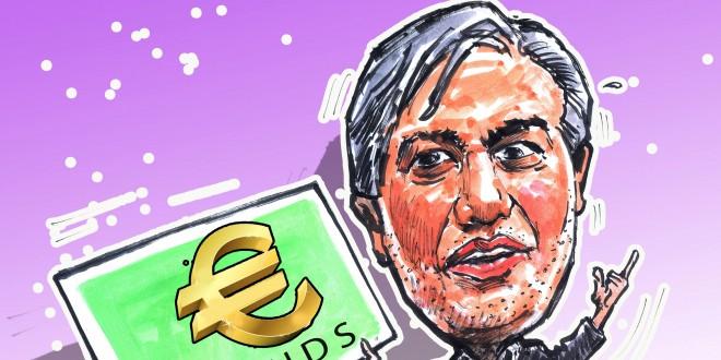 Sale of Eurobonds revived foreign investors' confidence: Dar