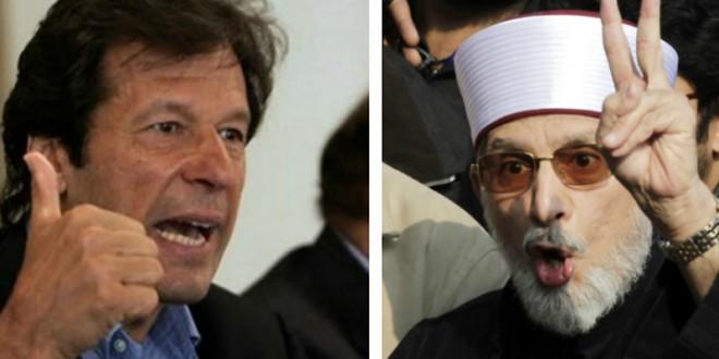 Imran Khan, Qardi sit-ins keep foreign business delegations away