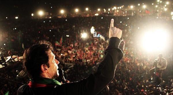 Imran's public meeting hampers businesses