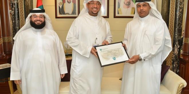 Dubai Customs receives Internal Auditors Certification