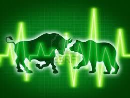 Oscillating KSE-100 index through 2014