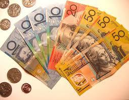 Australian dollar weakens, pound joins the rally
