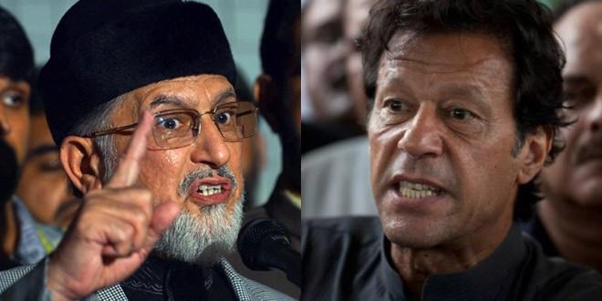 Imran, Qadri sit-ins and economy