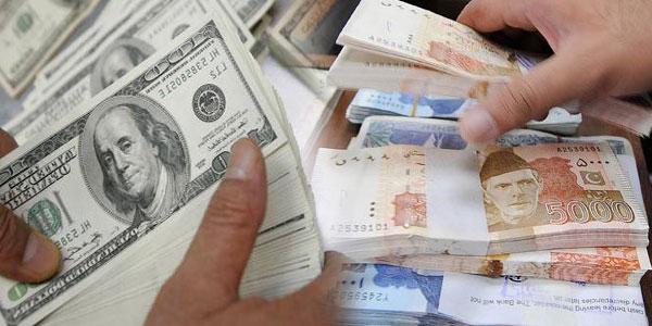 Dwindling Pak rupee