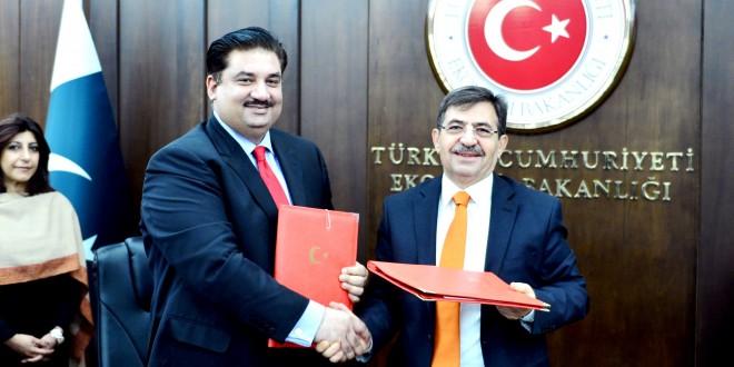 Pakistan, Turkey agree to achieve $2 billion trade target: Dastgir