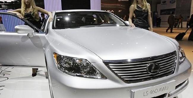 Lexus recalls 1.75m vehicles over possible fire risk