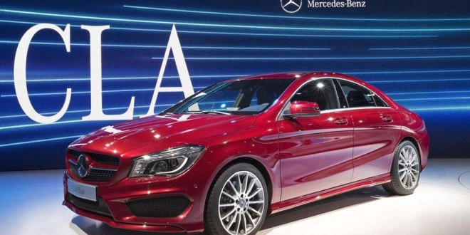Mercedes-Benz's profit increases, nears Audi, BMW