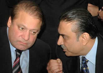 Zardari, Sharifs pay property tax