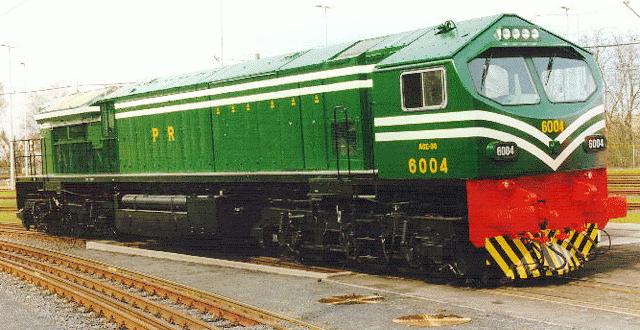 Pakistan Railways to buy 4000-plus horsepower locomotives