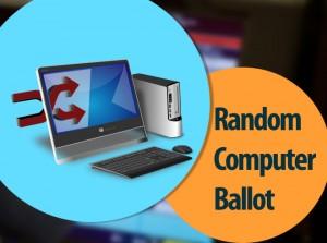omputer random ballot held on 25-SEP-2014