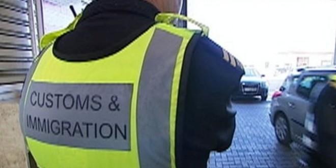 US Customs seizes £20,000 smuggled goods
