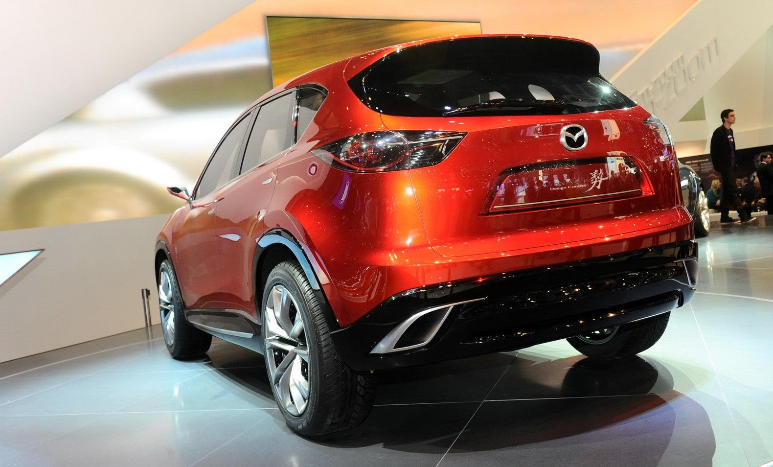 Mazda CX3  a