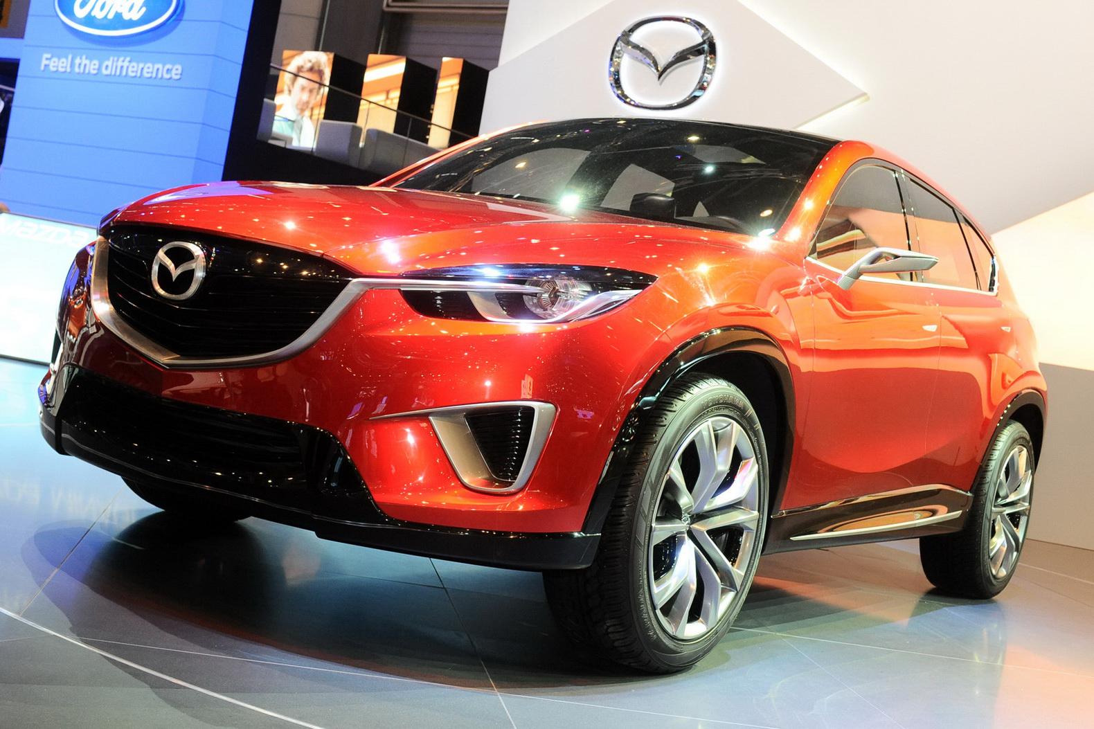 Mazda CX3 d