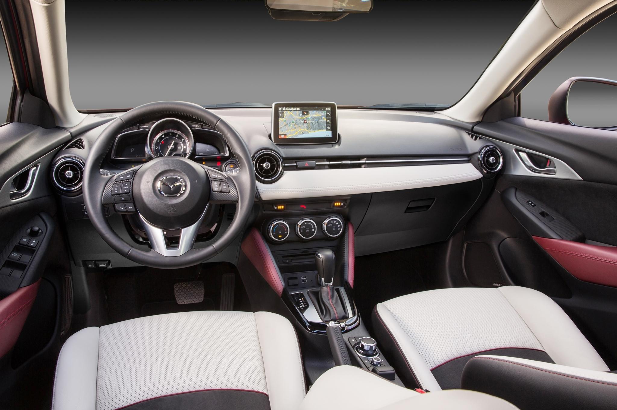 Mazda CX3e