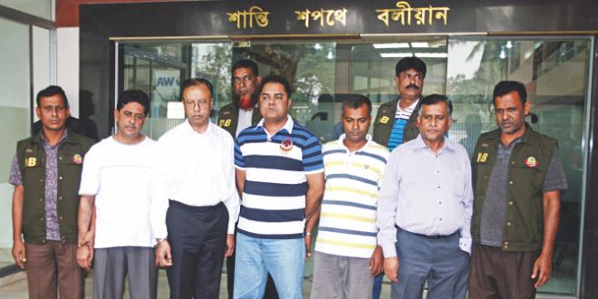 Bangladesh Customs, CAAB trace gold smuggling rackets