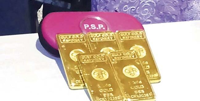 Mumbai customs delays Air India flight on suspicion of gold smuggling