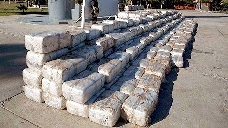 ANF Peshawar seizes 1,750kg charas, 500g heroin worth Rs1,757m