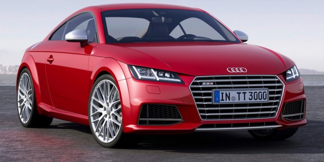 Audi reveals A7 Sportback & TT Coupe Star at Singapore ...
