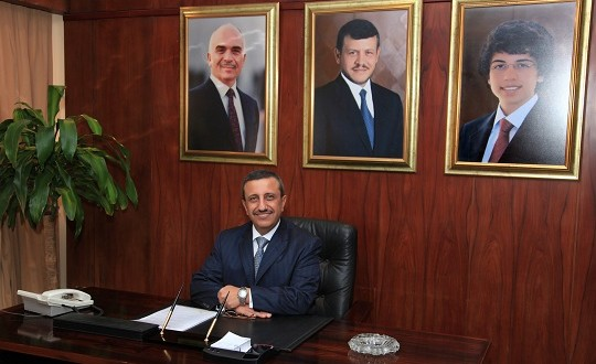 President Issa Murad opens Business Forum in Jordan