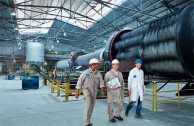 Dubai International Capital launches sale of German aluminum product maker Almatis