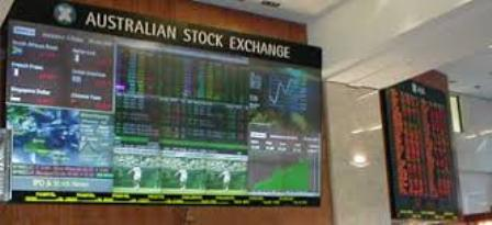 Australian stocks open 0.5% weaker, S&P 200 tumbles 29.40pts, all ordinaries index lost 28.9pts