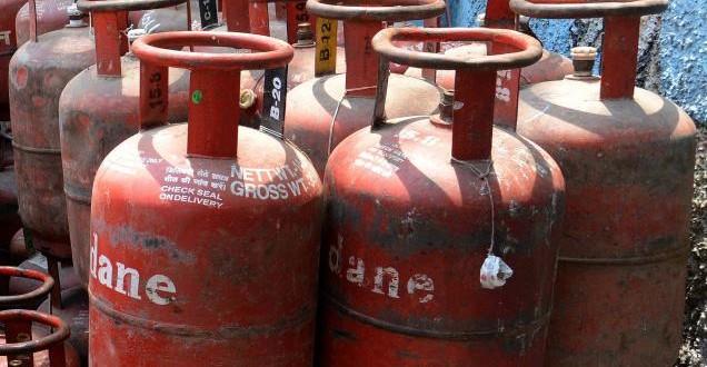 LPG price increased by Rs2 per kg