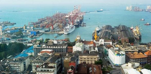 Sri Lanka's imports grow 7.8% to $19.4b in 2014