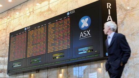 Australian stocks close lower to end 12-day winning streak, S&P 200 sheds 5,814.9pts