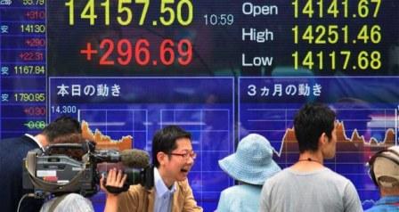 Tokyo stocks score 0.18% at start, Nikkei 225 surges 32.86pts