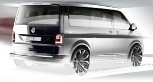 Volkswagen new generation Transporter T6 to arrive in April 15