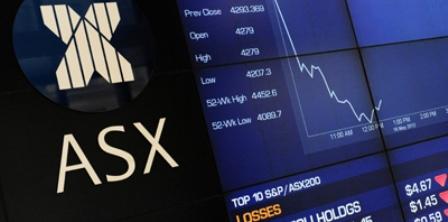 Australian stocks end flat, S&P 200 slips 4.2pts