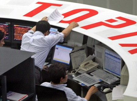 Tokyo stocks open flat, Nikkei 225 down 54.41pts