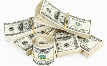 US dollar slightly higher against yen