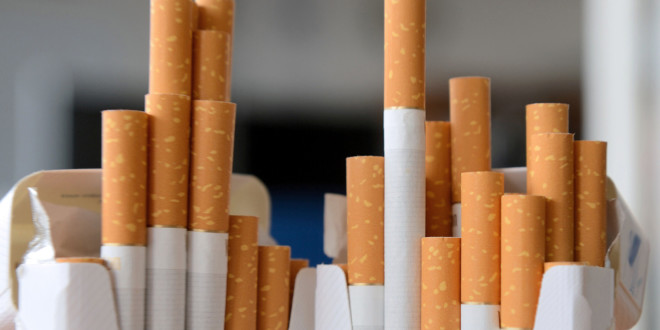 UK customs seizes 4 million cigarettes in Tyrine