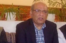 Strengthening farmers' ability key to food security: Senator Mushahidullah
