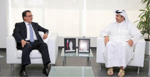 Qatar, Lebanon ready to enhance trade